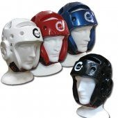 TKDHG Black Protective Sparring Headguard